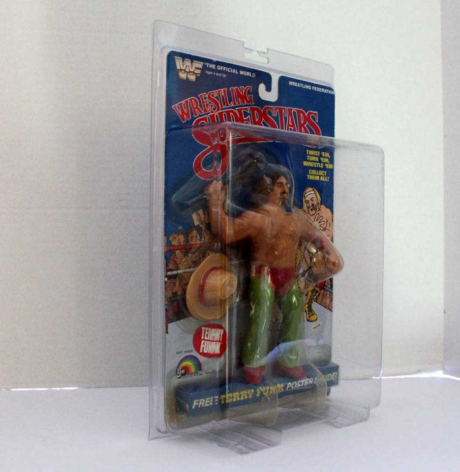 Zoloworld LJN WWF SUPERSTARS MOC Case (Coming Soon)