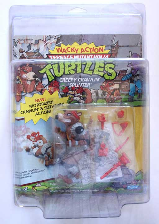 Deluxe Action figure wacky action TMNT & Classic Coll