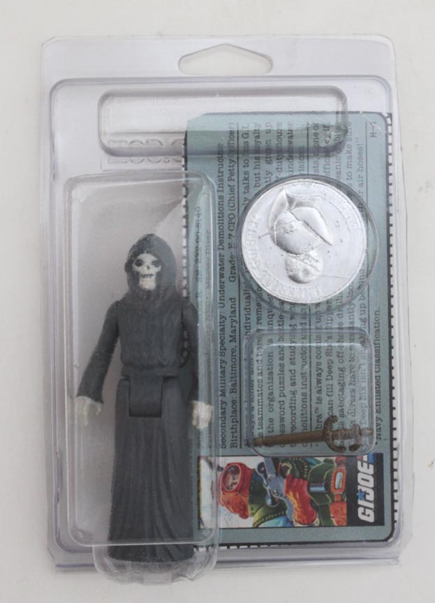 "ZOLOWORLD LOOSE 3 3/4"" \""A\"" STYLE CASE G.I. JOE / STAR WARS"
