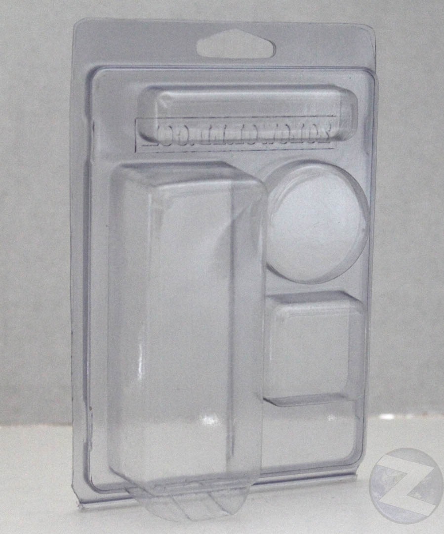 "ZOLOWORLD LOOSE 3 3/4"" ""A"" STYLE CASE G.I. JOE / STAR WARS"