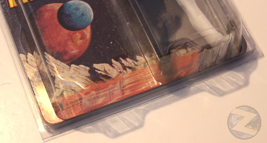 Protective case for MEGO Star Trek Style MOC figures