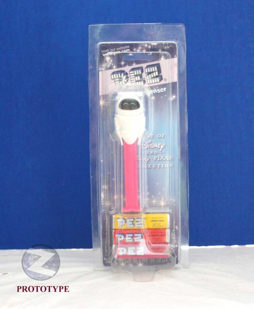 MOC / Loose PEZ Dispenser Display Protective Case PRE-ORDER