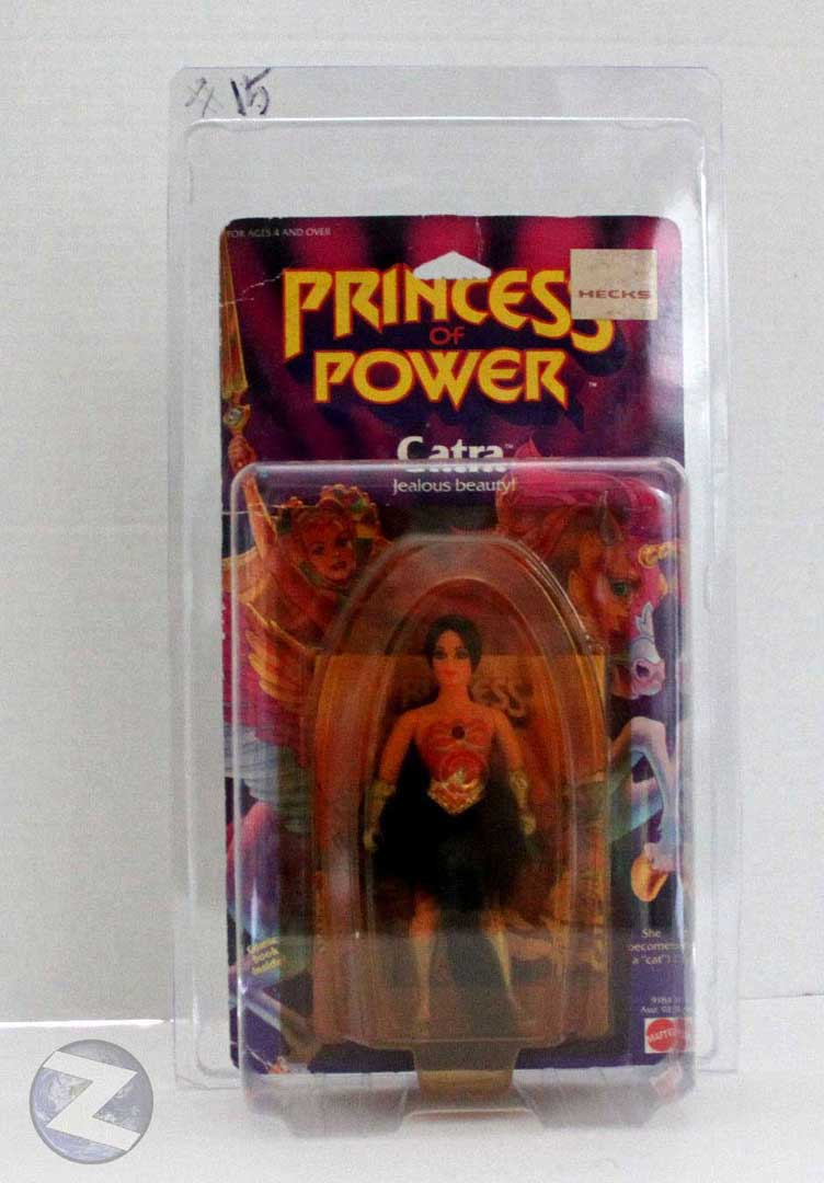 POP Princess Of Power Vintage MOC Action Figure Protective Case