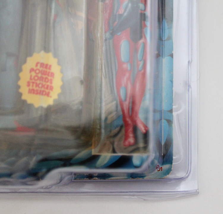 Zoloworld Power Lords MOC action figure protective case