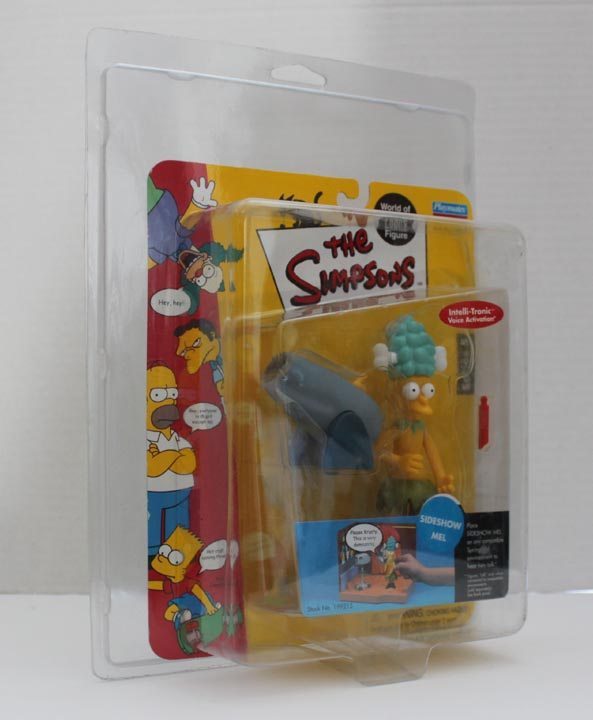 Playmates Simpsons / Dick Tracy protective case