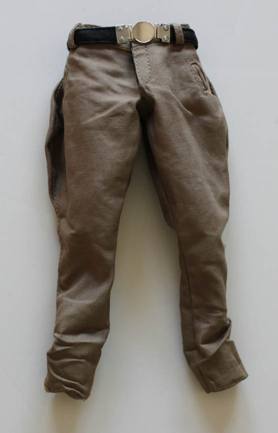 Space / Flight Pants with Die - Cast buckle