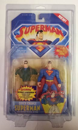 SUPERMAN ANIMATED / FUERZA-T Protective figure Case