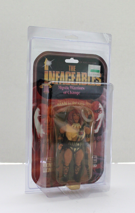 Visionaries & Infaceables MOC action figure protective case - Click Image to Close