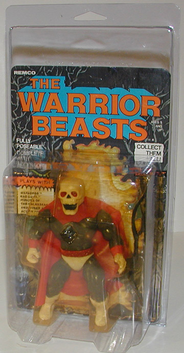 Protective figure case Remco/Secret Wars/ Sunman ZOLOLOC