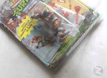 Deluxe Action figure wacky action TMNT & Classic Collection